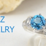 แหวนพลอยผู้หญิงโทปาซแท้