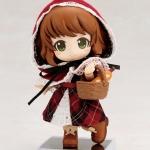 Cu-poche Friends Akazukin Little Red Riding Hood
