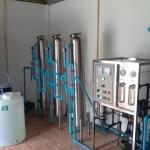 รับติดตั้งโรงงานผลิตน้ำดื่มบรรจุขวด 3,000 ลิตร/วัน (ทั้งระบบ)