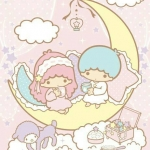 Little Twin Stars ลิตเติล ทวิน สตาร์ จิ๊กซอว์ซานริโอ Sanrio 54 ชิ้น ขนาด36*25.5 ซม. สำหรับเด็กน้อย 3ขวบ ขึ้นไป ฝึกหัดต่อจิ๊กซอว์