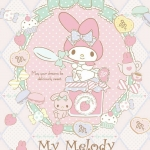 My Melody มาย เมโลดี้ จิ๊กซอว์ซานริโอ Sanrio 54 ชิ้น ขนาด36*25.5 ซม. สำหรับเด็กน้อย 3ขวบ ขึ้นไป ฝึกหัดต่อจิ๊กซอว์