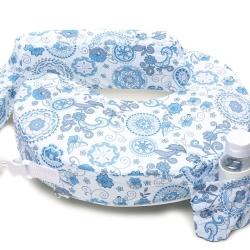 หมอนรองให้นม My Brest Friend Nursing Pillow รุ่น Original ลาย Starry, Sky Blue