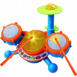 ชุดกลอง Vtech Kidibeats Learning Drum Set