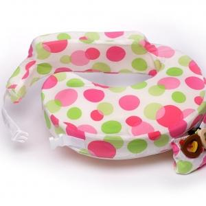 หมอนรองให้นม My Brest Friend Nursing Pillow รุ่น Original ลาย Vibrant Dots