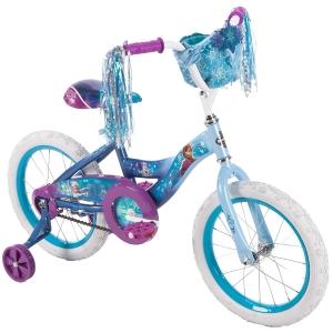 จักรยานโฟรเซ่น 4 ล้อ 16นิ้ว Huffy Girls Frozen Bike น่ารักสดใสสุดๆ