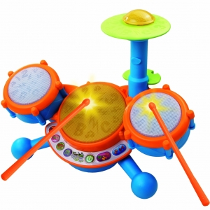 ชุดกลอง Vtech Kidibeats Learning Drum Set