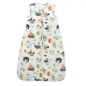 ถุงนอนเด็ก Grobag Baby Sleeping Bag 1.0 Tog ลาย Teapot Regatta แบรนด์ดังจากอังกฤษ ขนาด 6-18 เดือน
