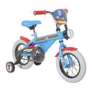 จักรยานโทมัส 4 ล้อ Dynacraft Boys' 12 Inch Thomas the Tank Engine Bike น่ารัก ไม่ซ้ำใคร สำเนา