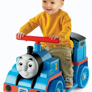 รถแบตฯโทมัส Fisher-Price Power Wheels Thomas & Friends Thomas