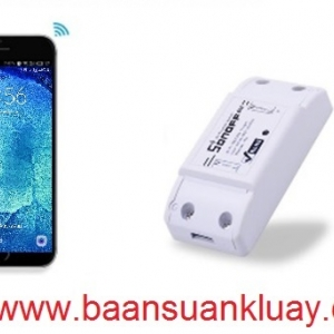 Smart Home For Sonoff G09 2017 NEW WiFi Smart Switch