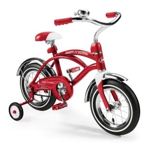 จักรยาน4ล้อ Radio Flyer Radio Flyer Classic Red 12 Inch Cruiser