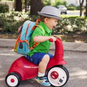 รถถีบ และ รถขาไถ Radio Flyer Scoot 2 Pedal 2-in-1 Ride-On/Trike รถอเนกประสงค์ 2 อิน 1 สุดคุ้ม