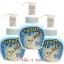 ์Neko Care Silver Nano โฟมอาบแห้งแมว ชุด 3 ขวด