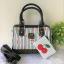 กระเป๋าสะพายทรงหมอนลายเชอรี่ แบรนด์ Betty Boop ของแท้💯%