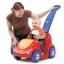 รถนั่งเด็ก Step2 Push Around Buggy Car สีแดง ยอดฮิต