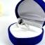 แหวนพลอยผู้หญิงเงินแท้ 92.5 เปอร์เซ็น ฝังด้วยพลอยนิลแท้ thumbnail 7