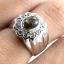 แหวนพลอยผู้ชายเงินแท้ 92.5 เปอร์เซ็น ฝังด้วยพลอยสตาร์แซฟไฟร์แท้ thumbnail 7