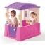 บ้านหลังน้อย Step2 Four Seasons Playhouse - Pink/Purple แสนหวาน น่ารัก สีชมพู ม่วง