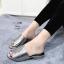 รองเท้า หน้าเต็มเก็บทรง ส้น 1นิ้วตัวนี้ ใส่สบายจนแทบไม่มองคู่ไหนเลยจริงๆ