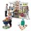 ชุดครัว สุดแกรนด์ พร้อมรถเข็นและถุงชอปปิ้ง Step 2 Shop and Cook Kitchen Play Set ครบถ้วนทุกความต้องการ น่าเล่นมากมาย