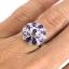แหวนพลอยผู้หญิงเงินแท้ 92.5 เปอร์เซ็น ฝังด้วยพลอยแอมิทิสต์แท้ thumbnail 8