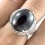 แหวนพลอยผู้ชายเงินแท้ 92.5 เปอร์เซ็น ฝังด้วยพลอยนิลแท้ thumbnail 7