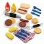 ชุดเซตอาหาร อุปกรณ์ สำหรับทำบาร์บีคิว Little Tikes Grillin Goodies Play Barbecue Set