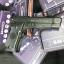 Gunheaven m84 co2 none blow blak สีดำ