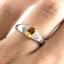 แหวนพลอยผู้หญิงเงินแท้ 92.5 เปอร์เซ็น ฝังด้วยพลอยซิทรินแท้ thumbnail 8