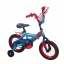 """จักรยานสไปเดอร์แมน 4 ล้อ Huffy Boys' Marvel Spider-Man 12"""" Bicycle"""