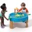 โต๊ะเล่นน้ำ พร้อมเป็ดน้อยแสนสนุก Step 2 Duck Pond Water Table