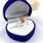 แหวนพลอยผู้หญิงเงินแท้ 92.5 เปอร์เซ็น ฝังด้วยพลอยซิทรินแท้ thumbnail 9