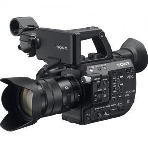 กล้องวีดีโอ Sony PXW-FS5 XDCAM Super 35 Camera System with kit 18-105 Zoom Lens