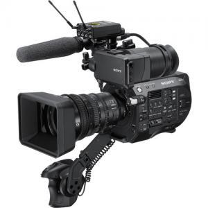 กล้องวีดีโอ Sony PXW-FS7M2K 4K XDCAM Super 35 Camcorder Kit with 18-110mm Zoom Lens