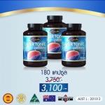 อาหารเสริม ล้างตับ ขับสารพิษ Auswelllife Liver Tonic 35,000 mg 60 แคปซูล 3 กระปุก