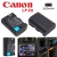 แบตเตอรี่กล้อง Canon LP E6 Li-ion Battery LP-E6 LPE6 2650mAh for Canon 6D 5D Mark III 5D Mark II 7D 60D Camera