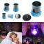 Romantic Blue Amazing Master Star Sky Universal Night Light Kid Chidren Dreamlike Projector ไฟดาวบนฝ้าเพดาน