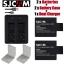 SJCAM sj8000 batteries 900mAh for SJCAM sj4000 sj5000 sj6000 sj7000 sj8000 WIFI camera M10