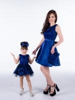 Premium Princess - Navy Blue