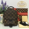 Louis vuitton Palm Springs Backpack mini Monogram งานHiend 1:1
