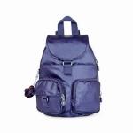 Kipling Lovebug Backpack สี Enchanted Purple Metallic