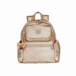 Kipling Matta Backpack สี Toasty Gold
