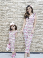 Pinky Gang Jumpsuit