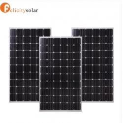 แผงโซล่าเซลล์ โมโน 265 วัตต์#Felicity Solar Panel Mono-crystalline 265W