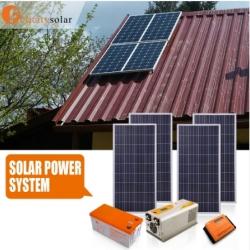 ชุดพลังงานโซล่าเซลล์ 1500VA(1000W) 12V#Felicity Solar Power System 1500VA 12V(1KW)