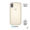 เคสกันกระแทก Speck PRESIDIO Clear+Glitter iPhoneX (สีทอง)