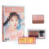 16 Brand Sixteen Eye Magazine เบอร์ 04 Hey My Day โทนชมพูพีชน้ำตาลประกายชิมเมอร์ อายแชโดว์ 2 เฉดสี