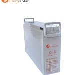 แบตเตอรี่ ดีฟไซเคิล 200Ah 12V(ฝาหน้า)#Felicity Front Access Deep Cycle Battery 200Ah 12V