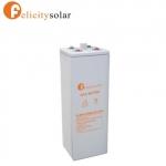 แบตเตอรี่ OPzV 2V 1000Ah#Felicity Tubular Gel Battery OPzV 2V 1000Ah