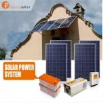 3500VA(2KW) Solar Power System 24V#ชุดพลังงานโซล่าเซลล์ 10KVA(2000W) 24V